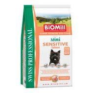 Biomill Mini Sensitive Salmon - Для привередливых и проблемных собак мелких и карликовых пород