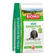 Biomill Mini Sensitive Lamb - Для привередливых и проблемных собак мелких и карликовых пород